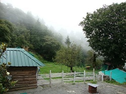 Cloud End Forest Resort in Mussoorie