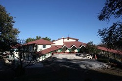 Cloud end resort Mussoorie