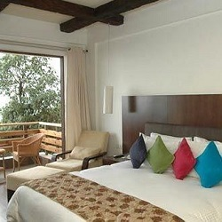 Kanatal Resort and Spa Room Image