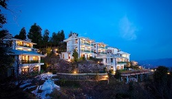 The Terraces Resort in Kanatal Images