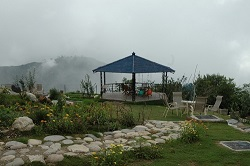 The Terraces Resort in Kanatal