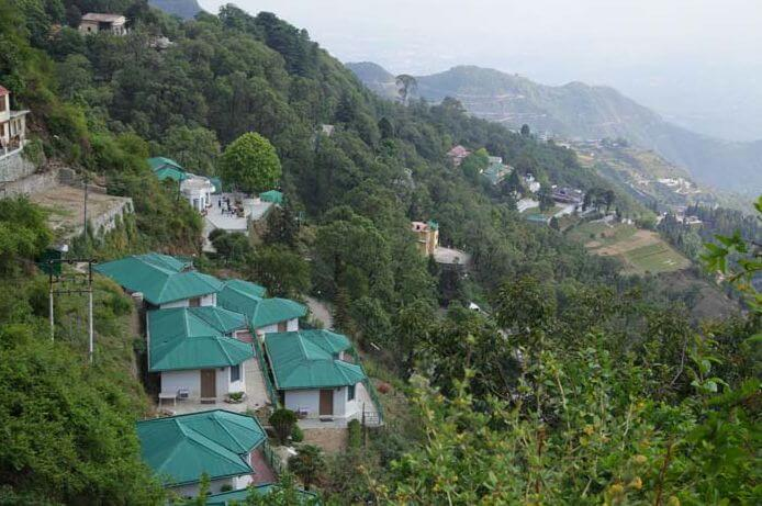 hill stations in India-Mussoorie