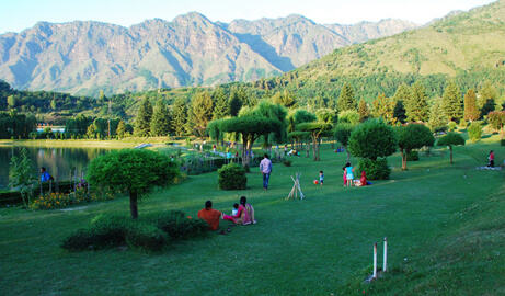 hill stations in India to visit-Srinagar