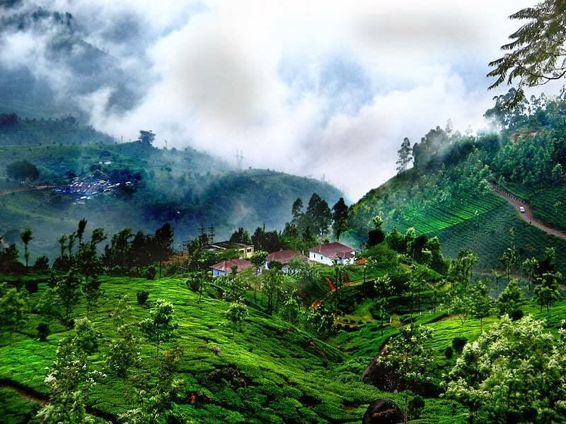 top-hill-stations-in-Karnataka-Coorg